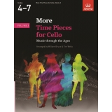 More Time Pieces for Cello, Volume 2 (Grades 4-7)