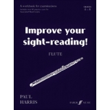 Improve Your Sight-Reading! Flute Grades 4-5