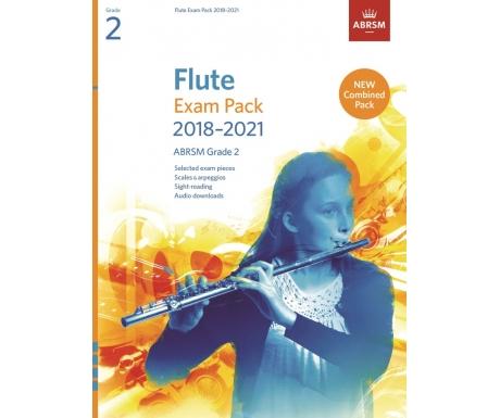 Flute Exam Pack 2018-2021 ABRSM Grade 2