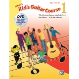 Alfred's Kid's Guitar Course 1 (with DVD, Online Video & Audio Software)