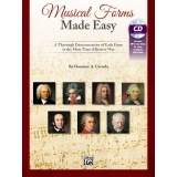 Musical Forms Made Easy (with CD)