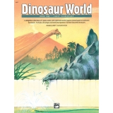 Dinosaur World Book One (Early Elementary)
