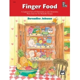 Finger Food - A Cupboard Full of 9 Elementary to Late Elementary Piano Solos for the Musically Hungry