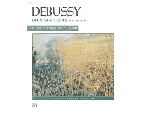 Debussy: Deux Arabesques for the Piano