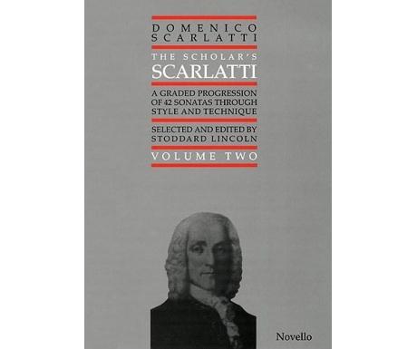 Domenico Scarlatti: The Scholar's Scarlatti Volume Two