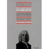 Domenico Scarlatti: The Scholar's Scarlatti Volume Three