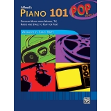 Alfred's Piano 101 Pop Book 1