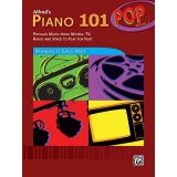 Alfred's Piano 101 Pop Book 2