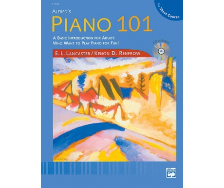 Alfred's Piano 101 The Short Course (with CD)