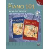 Alfred's Piano 101 Teacher's Handbook (Books 1 & 2)