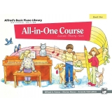 Alfred's Basic Piano Library All-in-One Course Book One (Lesson ∙ Theory ∙ Solo)