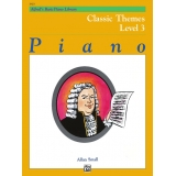 Alfred's Basic Piano Library Classic Themes Level 3
