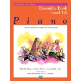 Alfred's Basic Piano Library Ensemble Book Level 1A