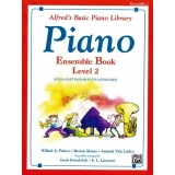Alfred's Basic Piano Library Ensemble Book Level 2
