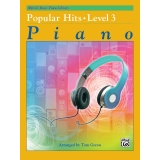 Alfred's Basic Piano Library Popular Hits Level 3