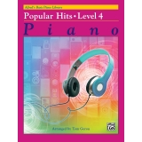 Alfred's Basic Piano Library Popular Hits Level 4