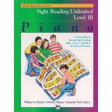 Alfred's Basic Piano Library Sight Reading Unlimited Level 1B