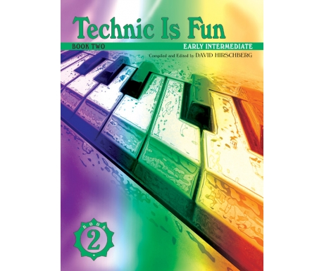 Technic Is Fun Book Two (Early Intermediate)