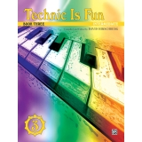 Technic Is Fun Book Three (Intermediate)
