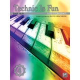 Technic Is Fun Book Four (Late Intermediate)
