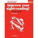 Improve Your Sight-Reading! Piano Pre-Grade 1 (Getting Started)