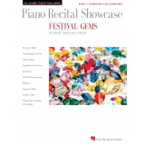 Piano Recital Showcase Festival Gems Book 1 (Elementary/Late Elementary)