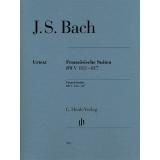 J. S. Bach: Französische Suiten BWV 812-817 (French Suites BWV 812-817)