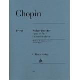 Chopin: Walzer Des-dur Opus 64 Nr. 1 (Minutenwalzer) (Waltz in D♭ major op. 64 no. 1 (Minute Waltz))