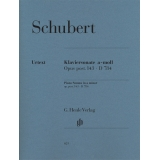 Schubert: Klaviersonate a-moll Opus post. 143 ∙ D 784 (Piano Sonata in a minor op. post. 143 ∙ D 784)