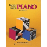 Bastien Piano Basics Piano Level 4