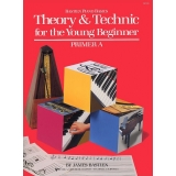 Bastien Piano Basics Theory & Technic for the Young Beginner Primer A