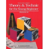 Bastien Piano Basics Theory & Technic for the Young Beginner Primer B