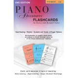 Piano Adventures Flashcards (Primer - 2A)