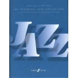 The Essential Jazz Collection - 29 Jazz Classics Arranged for Intermediate Piano Solo
