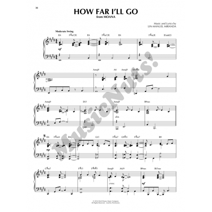 Disney Favorites (Jazz Piano Solos) Volume 51