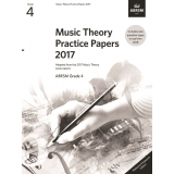 Music Theory Practice Papers 2017 ABRSM Grade 4 (Malaysia/Singapore Edition)