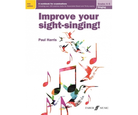 Improve Your Sight-Singing! Singing Grades 4-5