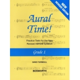 Aural Time! Grade 1 (New Revised Edition)