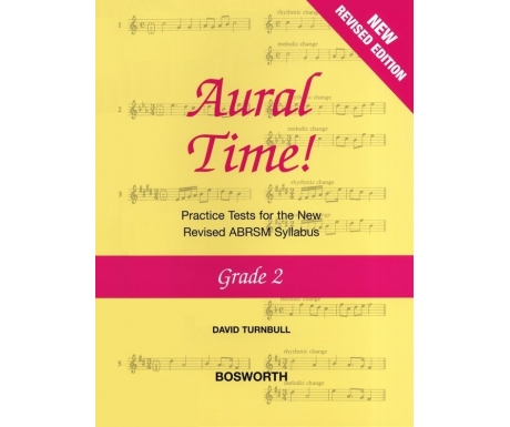 Aural Time! Grade 2 (New Revised Edition)