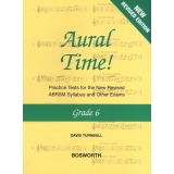 Aural Time! Grade 6 (New Revised Edition)