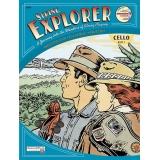 String Explorer Cello Book 1 (with CD)