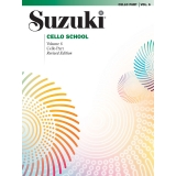 Suzuki Cello School Volume 6: Cello Part (Revised Edition)