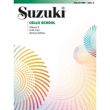 Suzuki Cello School Volume 8: Cello Part (Revised Edition)
