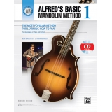 Alfred's Basic Mandolin Method 1 (with CD)