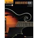 Hal Leonard Mandolin Method: Book 1 (with Audio Access)