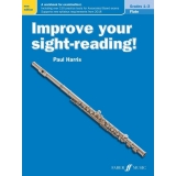 Improve Your Sight-Reading! Flute Grades 1-3