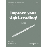Improve Your Sight-Reading! Flute Grade 6