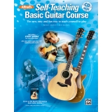 Alfred's Self-Teaching Basic Guitar Course (with CD)