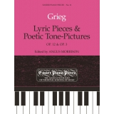 Grieg: Lyric Pieces & Poetic Tone-Pictures Op. 12 & Op.3 (Easier Piano Pieces No. 11)