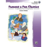 Famous & Fun Classics Book 4 (Early Intermediate) (UK Exam Grade 2)